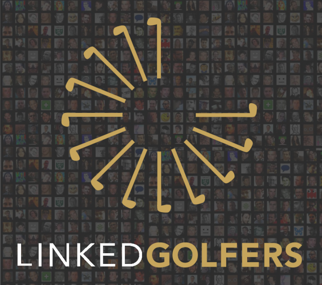 LinkedGolfers Member Grid Logo