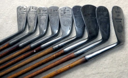 George Nicoll Indicator Irons